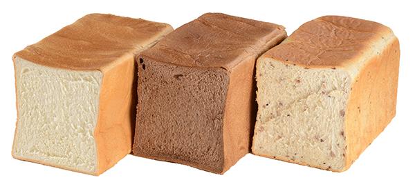 シルク・五穀・ココア食パン